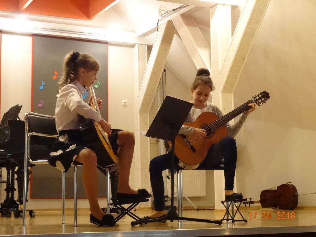 Z wizytą w Szkole Muzycznej