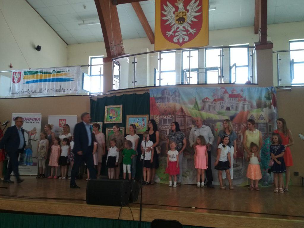 Miejskiego Festiwal Dzieci