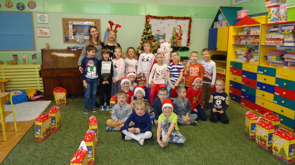 Idzie Święty Mikołaj… Mikołaj w Nutkach