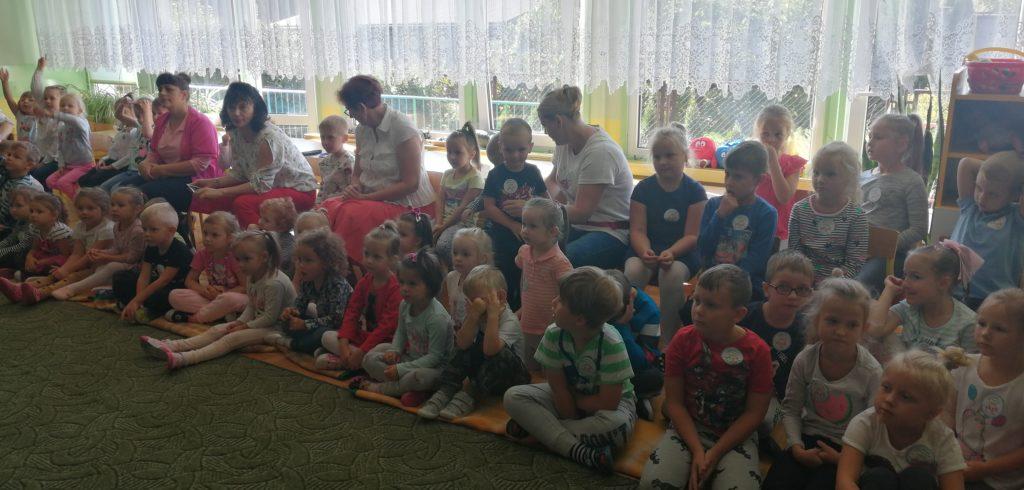 Dzień Przedszkolaka – Muchomorki