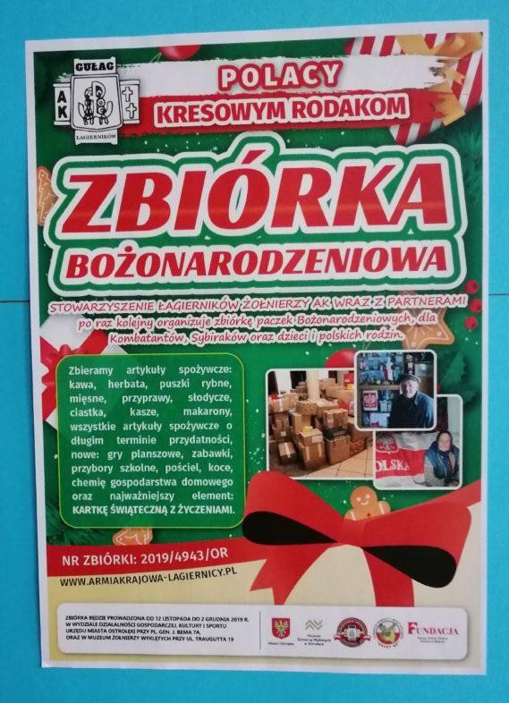"""""""Polacy – Kresowym Rodakom"""""""