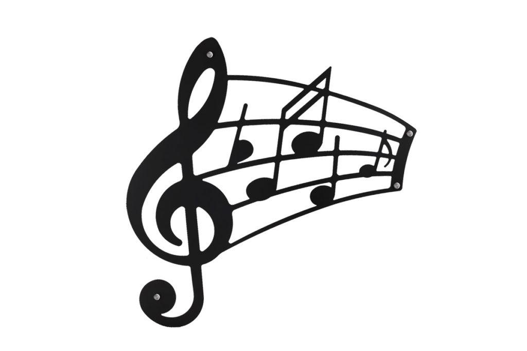 Gdzie słychać muzykę?
